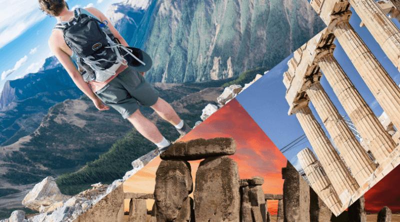 L'archeotrekking è una formula turistica di recentissima nascita che abbina la scoperta delle bellezze culturali e artistiche del territorio all'escursionismo.