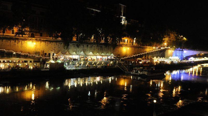Lungo il Tevere… Roma #tiaffidoillungotevere. Dal 25 giugno ore 19 tanti appuntamenti culturali, teatrali, artistici e...