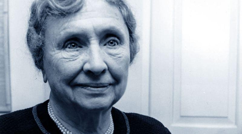 Helen Keller fu una delle prime persone sordo-cieche a laurearsi, simbolo di indipendenza e forza, le sono dedicati premi e riconoscimenti.
