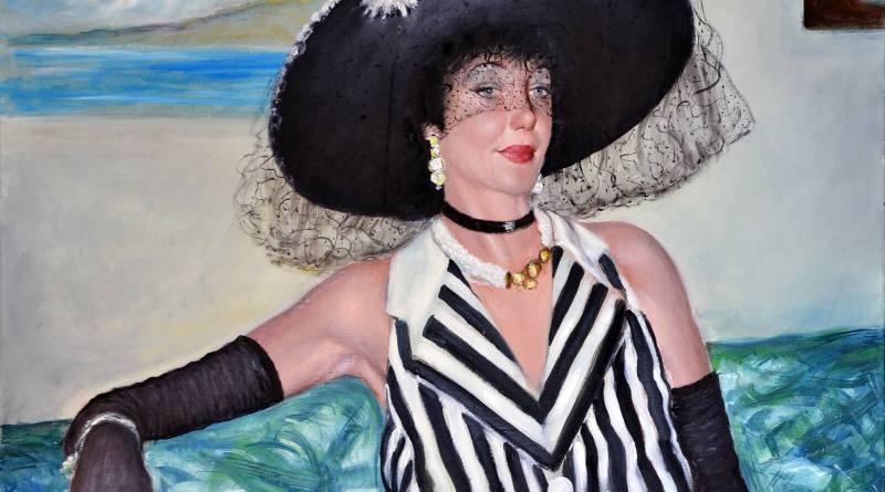 L'universo femminile nelle opere di Mario Russo con Dive, la mostra omaggio al celebre pittore organizzata dalla figlia l'attrice Adriana Russo.