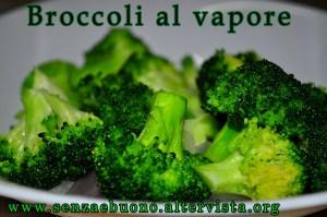 broccoli-cottura al vapore-proprietà nutritive-senza glutine-vegan