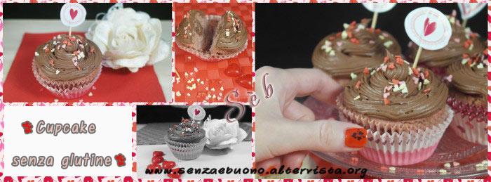 Cupcake senza glutine e vegan