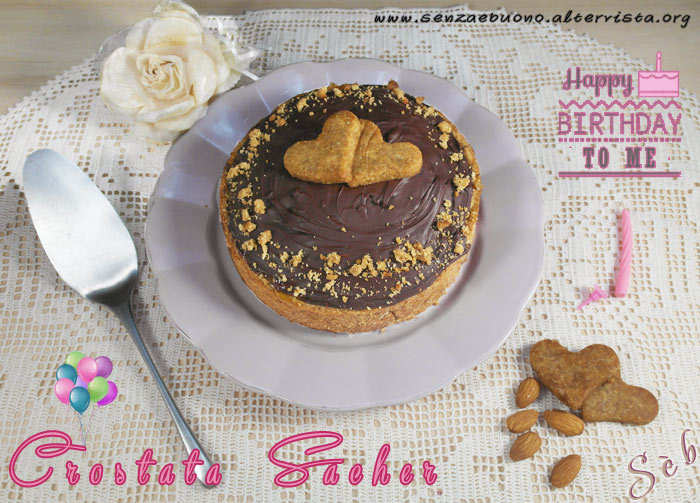 Crostata Sacher