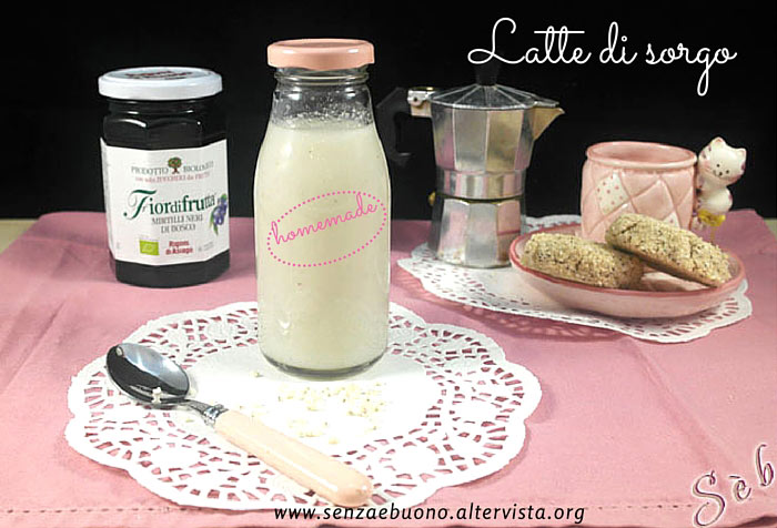 Latte di sorgo