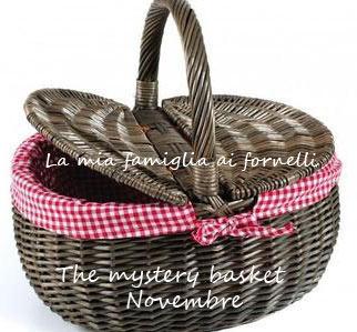 mystery basket novembre