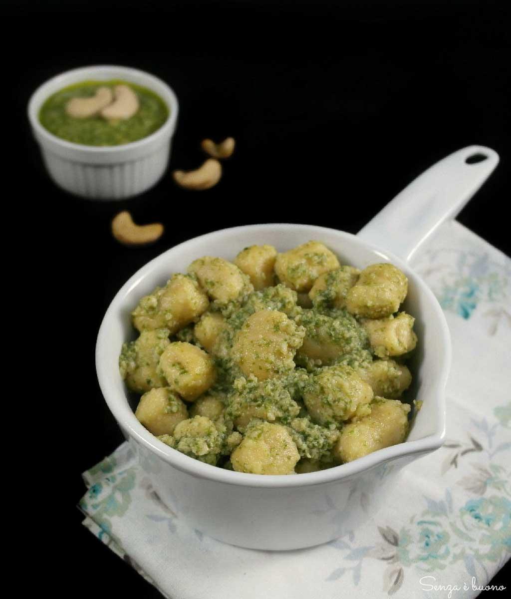 Farina di ceci ricette dolci vegan