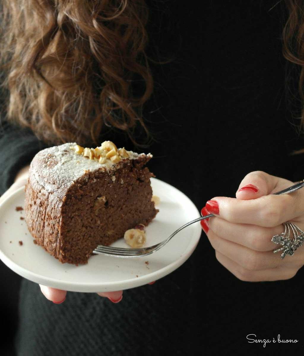 torta soffice senza glutine