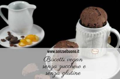 Ricetta biscotti vegan senza glutine