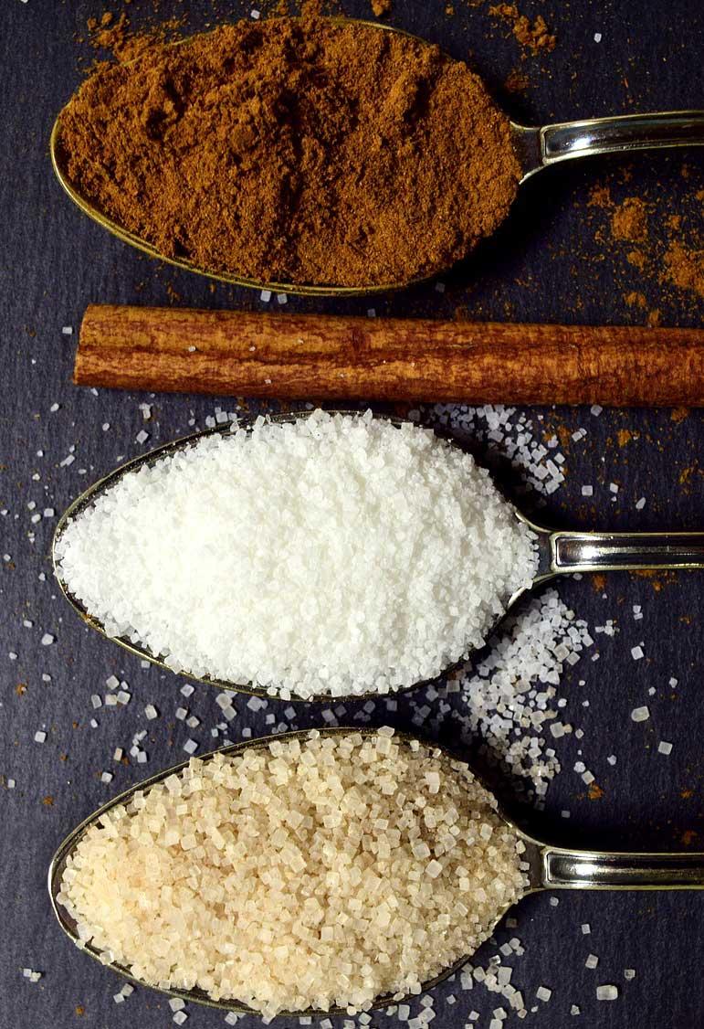 Dolcificanti alternativi allo zucchero bianco
