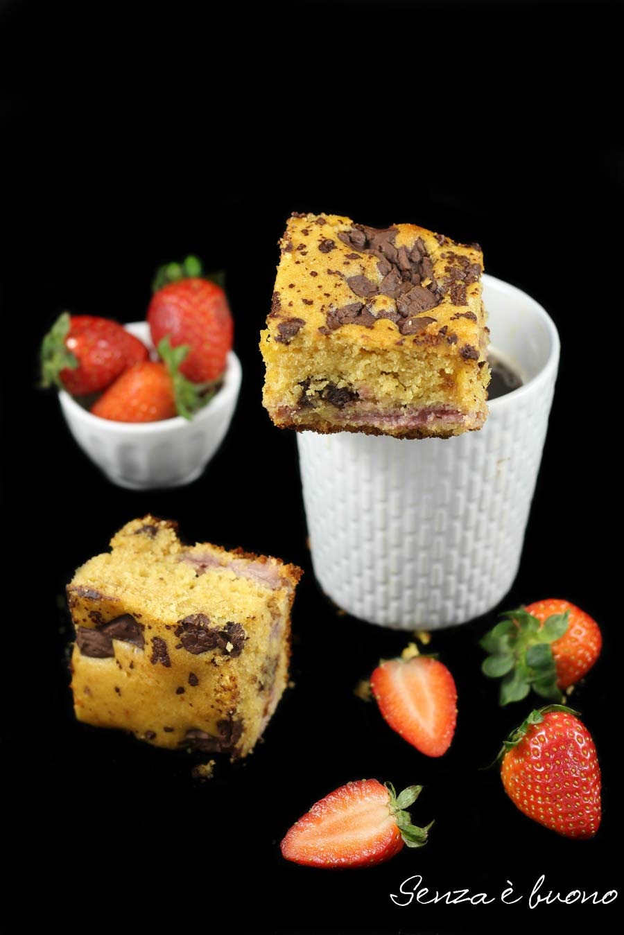 ricetta torta veloce senza glutine senza burro