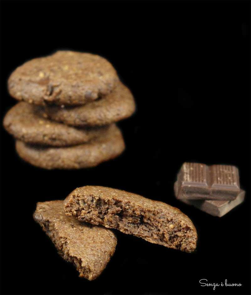Riceta biscotti proteici low carb