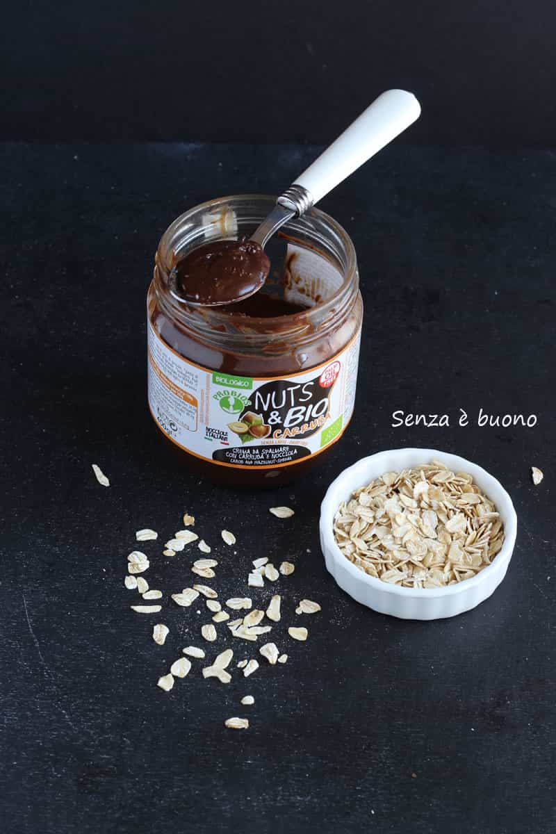 Crema spalmabile nuts & bio