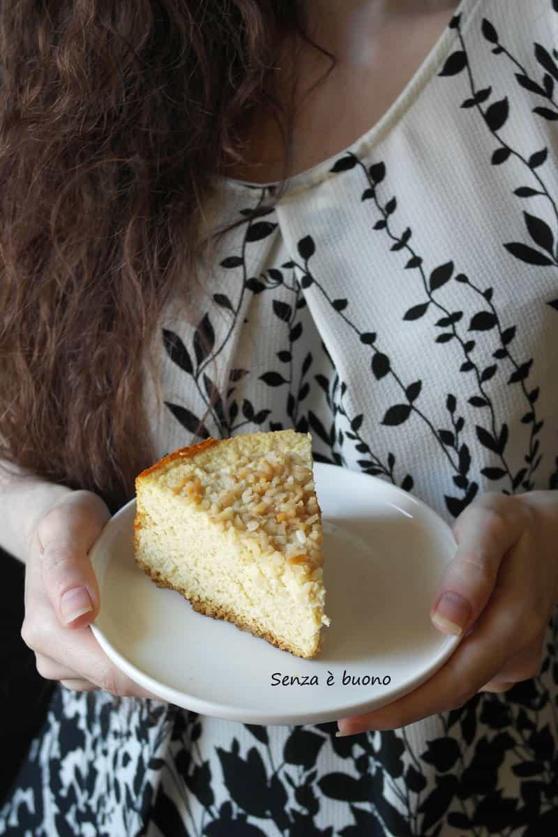 Ricetta torta senza farina senza burro e senza forno