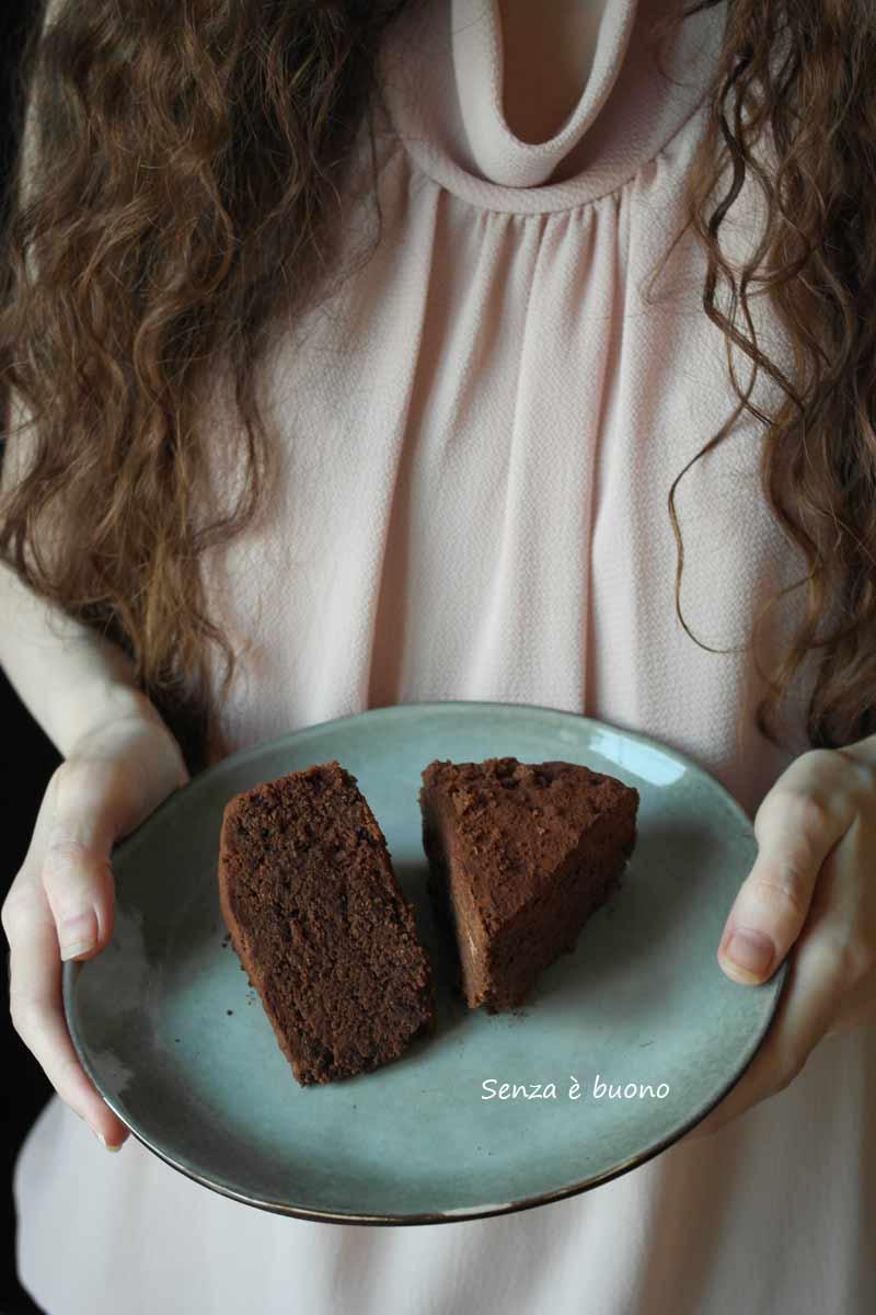 Ricetta Hot milk sponge cake vegan senza glutine