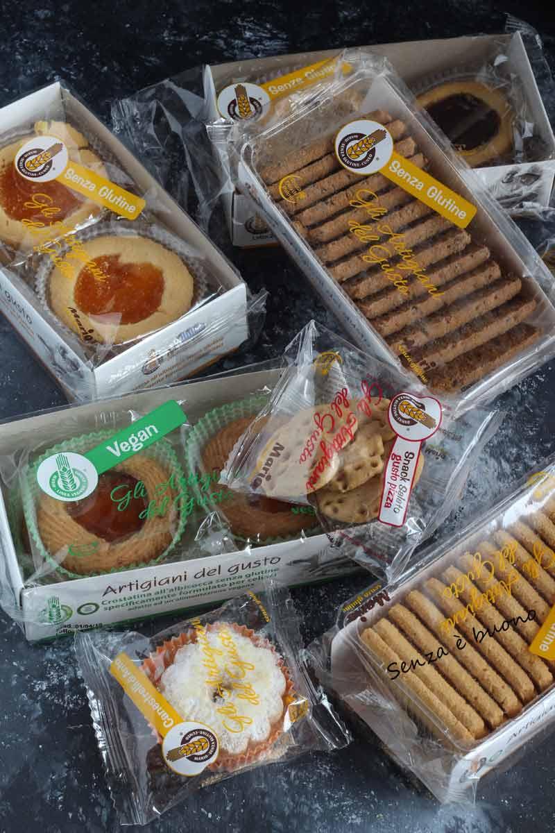 Mario senza glutine: prodotti artigianali per celiaci e intolleranti al lattosio