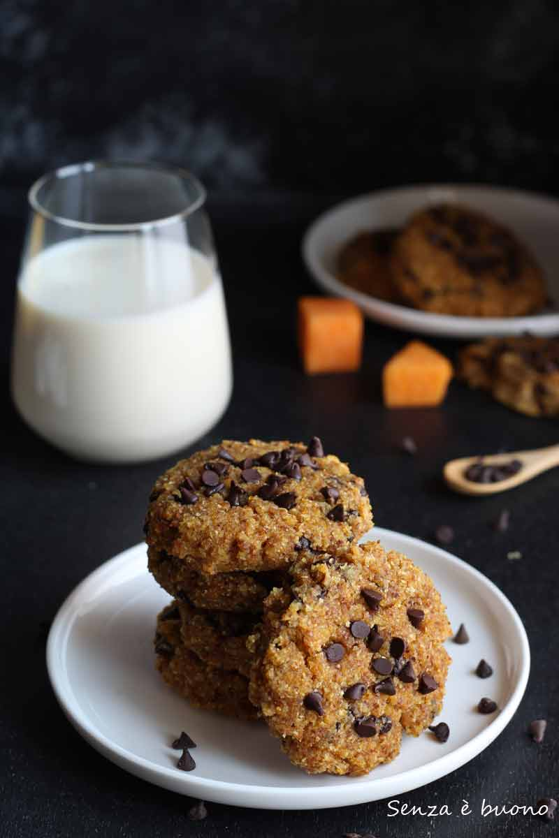 Biscotti senza farina vegan