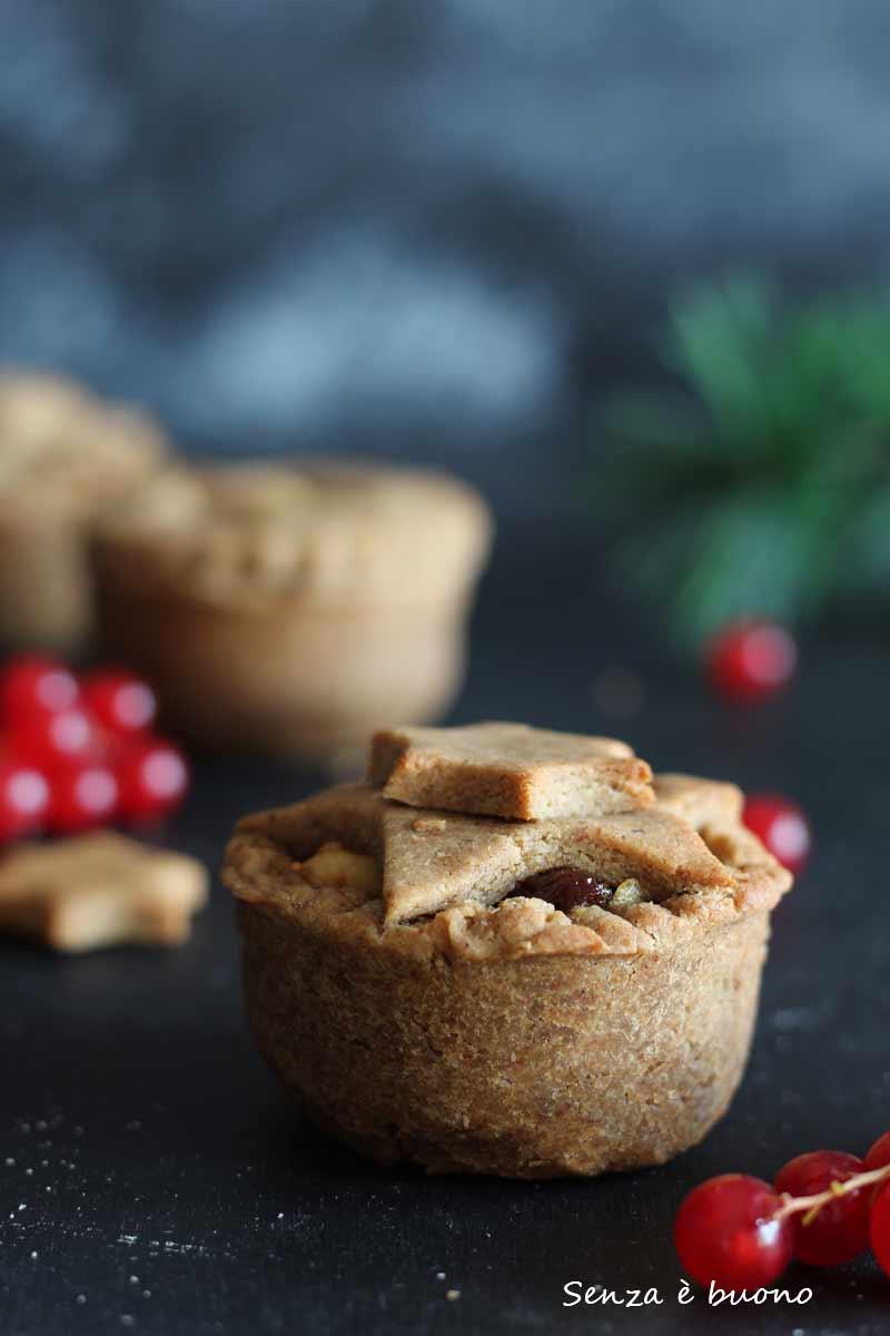 ricetta mince pie senza glutine