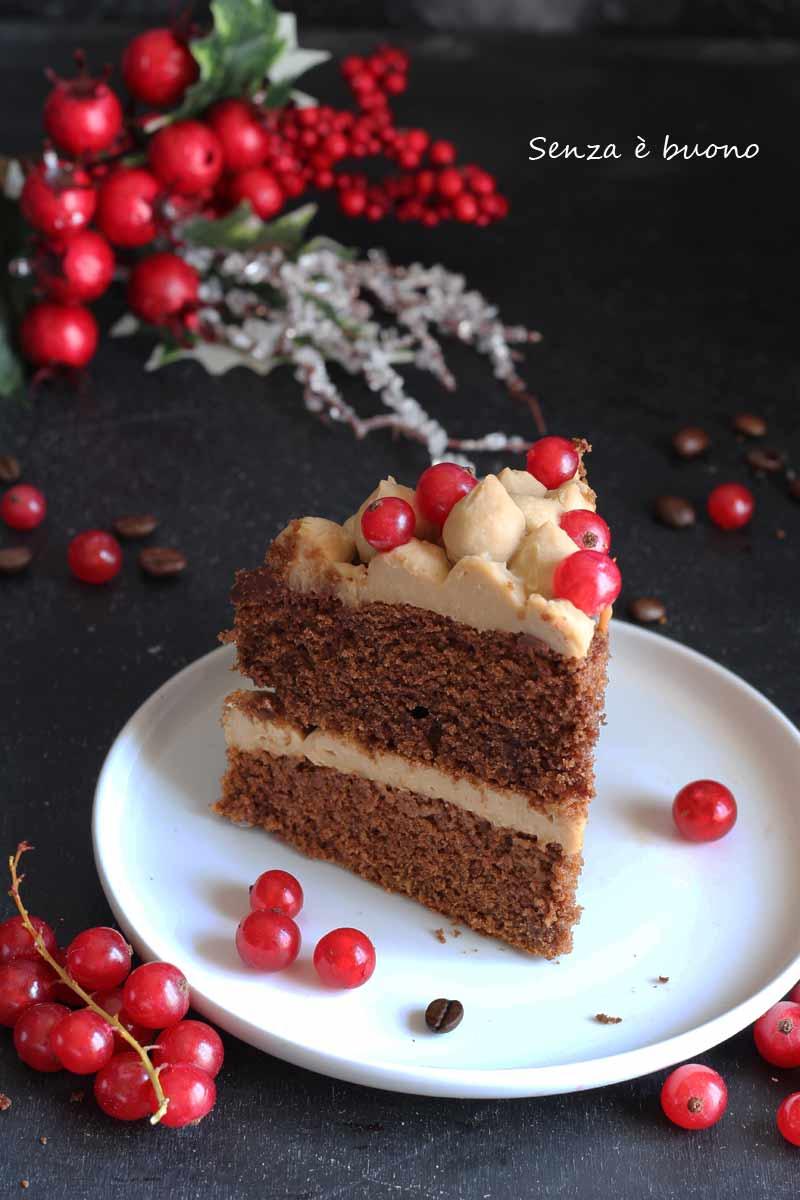 come preparare la naked cake senza glutine