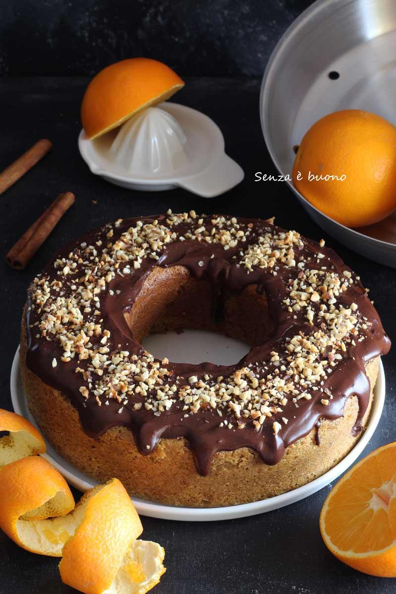 ricetta chiffon cake nel fornetto versilia senza glutine