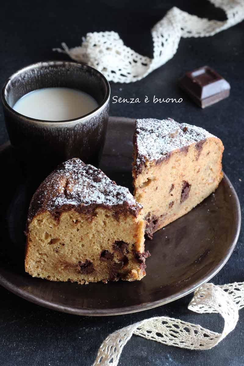 Ricetta torta stracciatella senza glutine