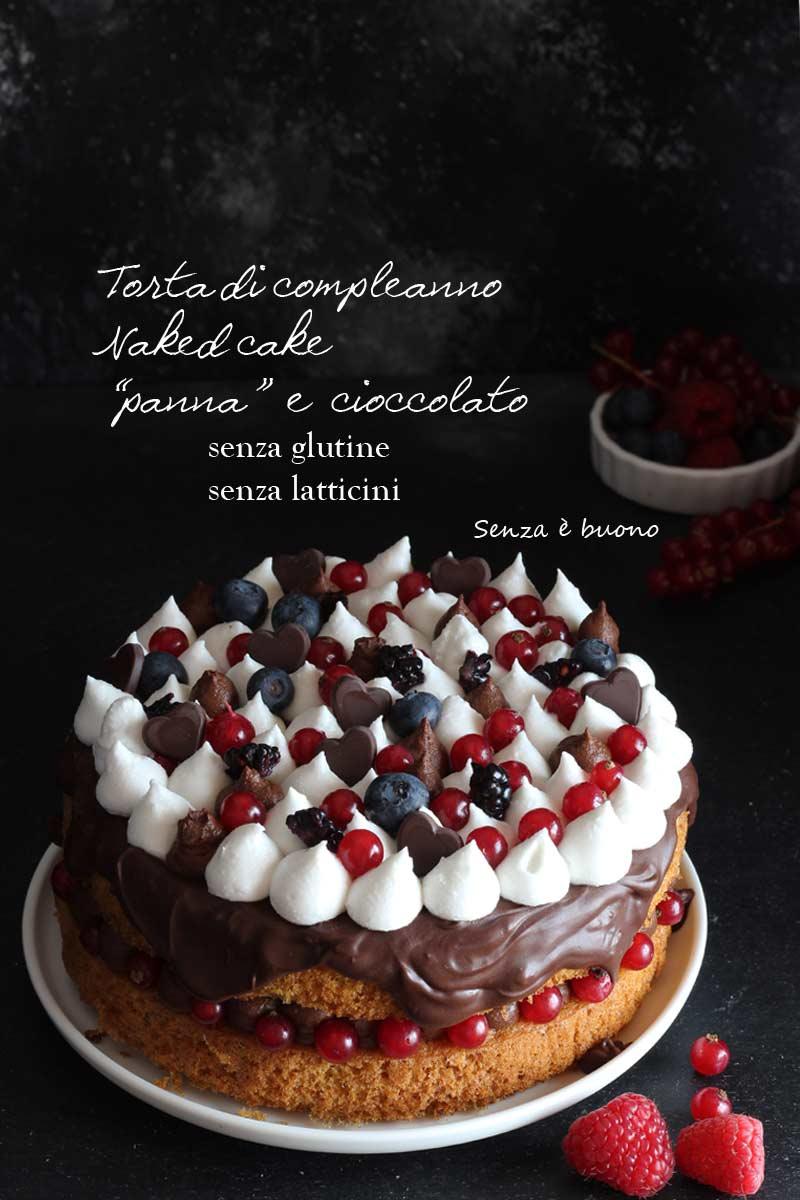 Torta-di-compleanno-senza-glutine-naked-cake-panna