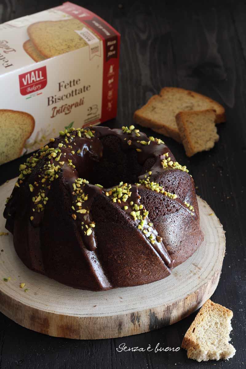 torta del riciclo senza glutine