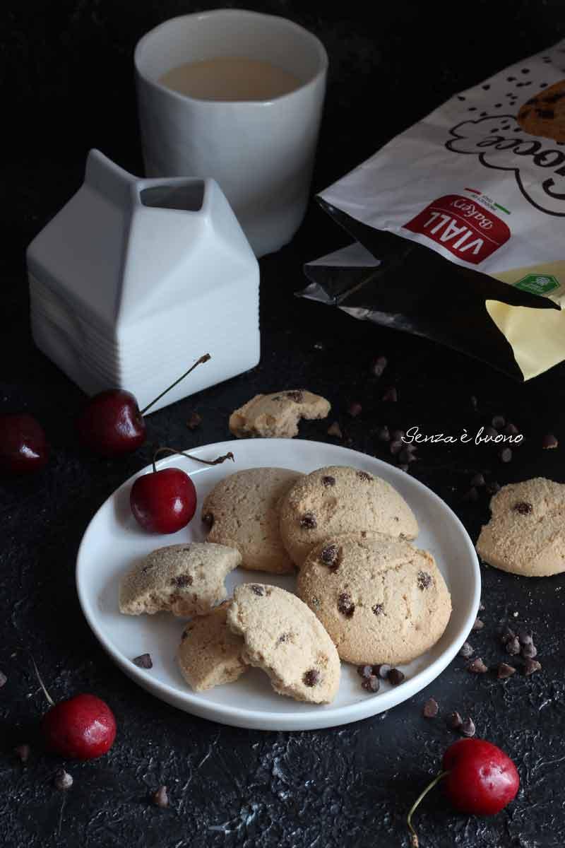 Biscotti viall food per celiaci