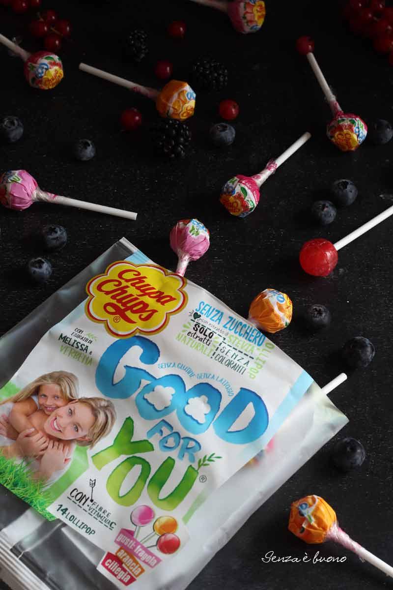 lecca-lecca senza zucchero bianco senza glutine