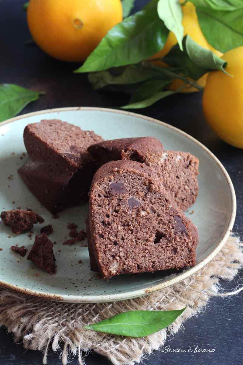 Ricetta torta proteica senza glutine senza burro