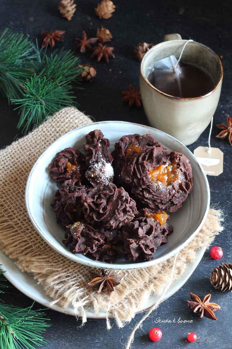 biscotti senza farina senza glutine vegan