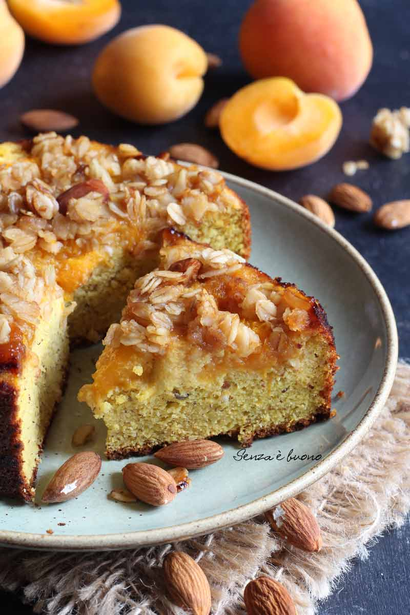torta in pentola senza glutine (farine naturali)