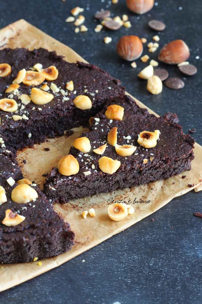 torta tenerina senza glutine vegan: la ricetta facile