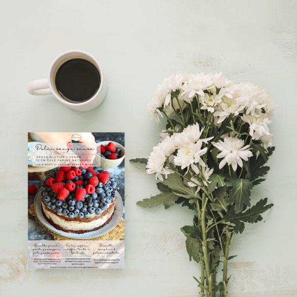 e-book di ricette senza glutine vegan