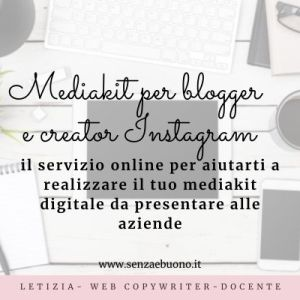 media-kit-digitale-blog-creator-instagram-servizio-online