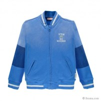Top full zip in felpa spray 52,90€