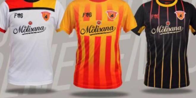 Maglie Benevento Calcio