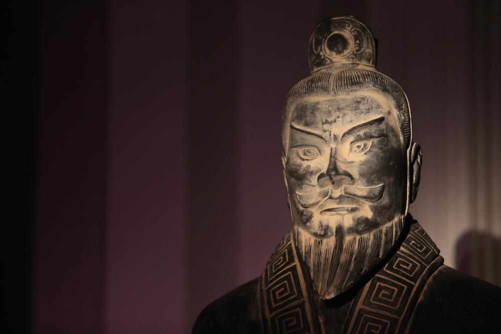 L'esercito di terracotta cinese in mostra a Napoli: