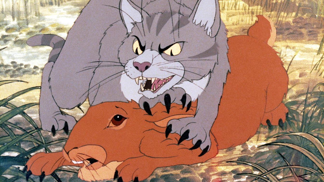 Film d animazione che terrorizzerebbero qualsiasi bambino