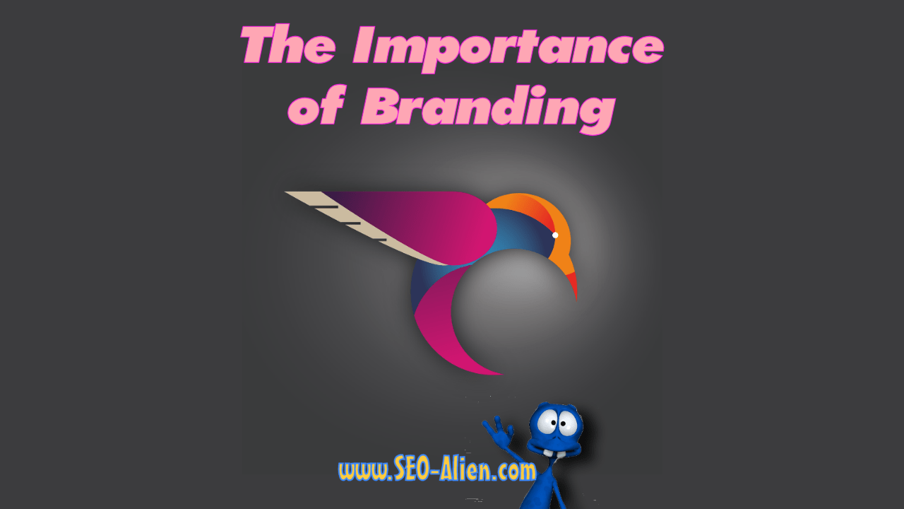 The Importance of Branding - Online and Offline