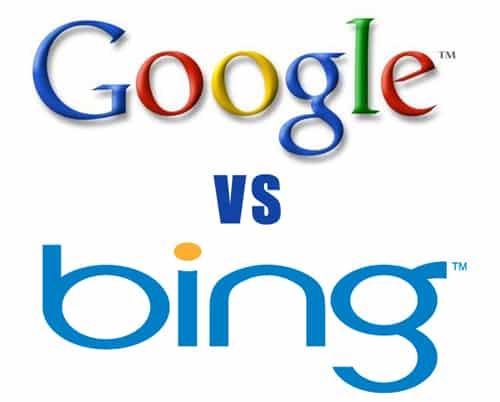 بحث الصور في بنج يتميز عن بحث جوجل ب 7 عوامل