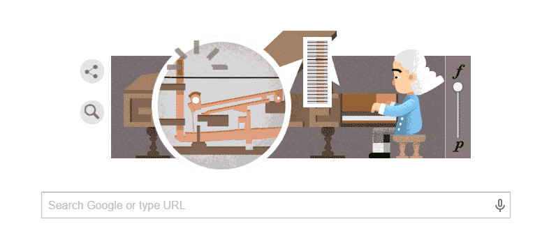 Bartolomeo Cristofori من الذي اخترع البيانو