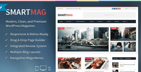 قالب SmartMag