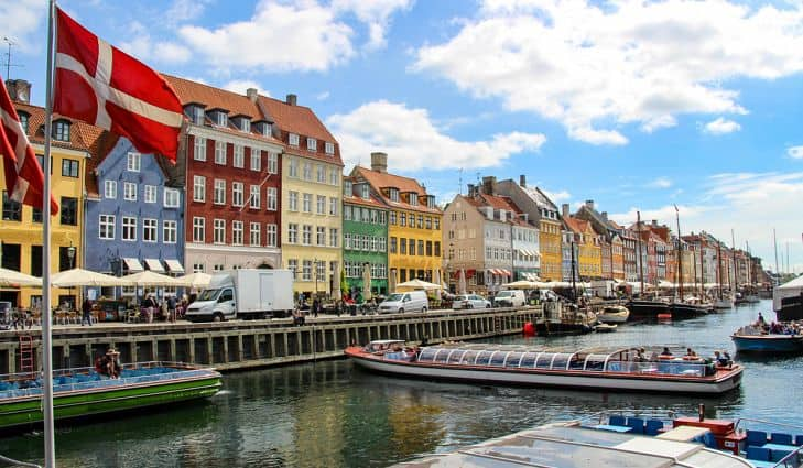 ستبلغ قيمة التجارة الإلكترونية في الدنمارك 19.5 مليار يورو في عام 2019