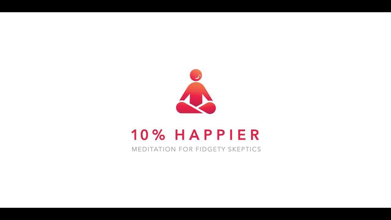 تلخيص كتاب 10% Happier حياة أكثر سعادة