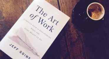 ملخص كتاب فن العمل The Art of Work