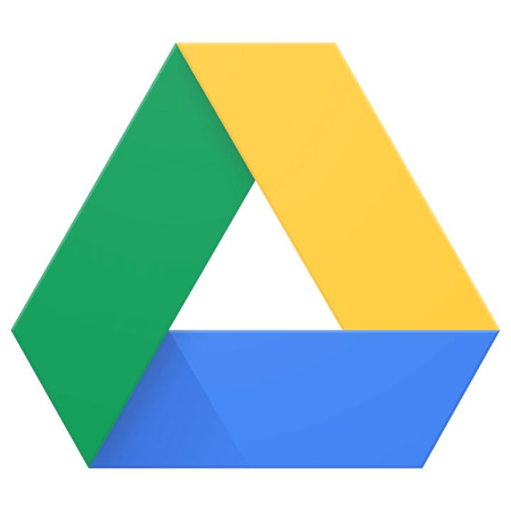Google Drive Icon // Public Domain