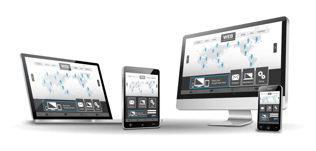 Responsive Diseño Web Madrid