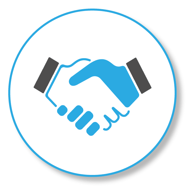 Handshake, we are working with handshake quality, no contracts needed, pipc shows a handshake