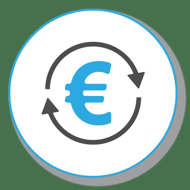 Eurosymbol hier als Symbol für SEo Budget, bei Jochen Dullenkopf SEO