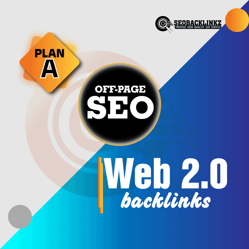 Web 2.0 seo backlinks